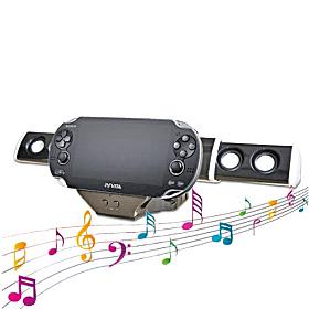 【上海問屋限定販売】 PS Vita専用 充電しながら音楽や動画を楽しもう PS Vita充電Dockスピーカー 販売開始