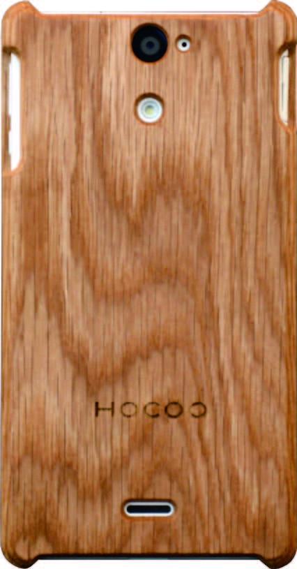 NTTドコモ 2012年冬モデル「Xperia™ AX SO-01E」に対応した 天然木ケース「WoodenCase for Xperia™ AX」を11 月下旬より順次発売