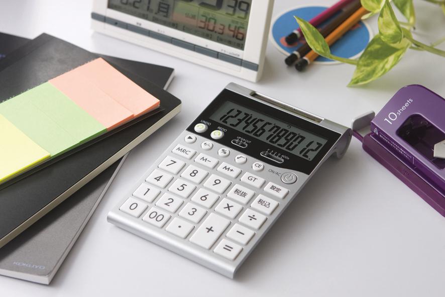 PC 世代待望の今までにない「ある機能」を搭載した電卓を発売
