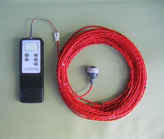 パルス反射型測長機と温度感知線を組合せた新分野のパルス異常温度警報器/新製品・開発募集