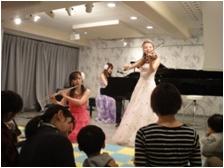 ママも安心!赤ちゃんと一緒に楽しめる無料演奏会♪  『0歳からのコンサート』 2月12日(火) 登戸/イノウエホールで開催