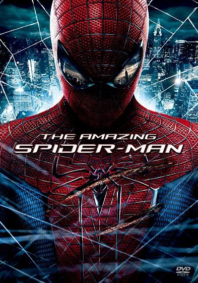 レンタル店が近くになくても、いつでもどこでも見れる!『アメイジング・スパイダーマン』を「ビデオマーケット」にてBlu-ray&DVD発売と同日の11月14日(水)よりiPhone、Android、携帯向け配信開始!
