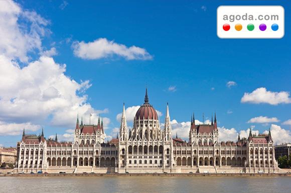 agoda.comが連泊割引&無料スパクーポン付きブダペストのホテルを冬の大特価で提供