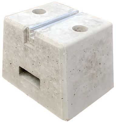 兼新電機株式会社、陸屋根用架台基礎ブロック[SUN BASE]を開発 従来の工法に比べ施工時間の圧倒的な短縮が可能に