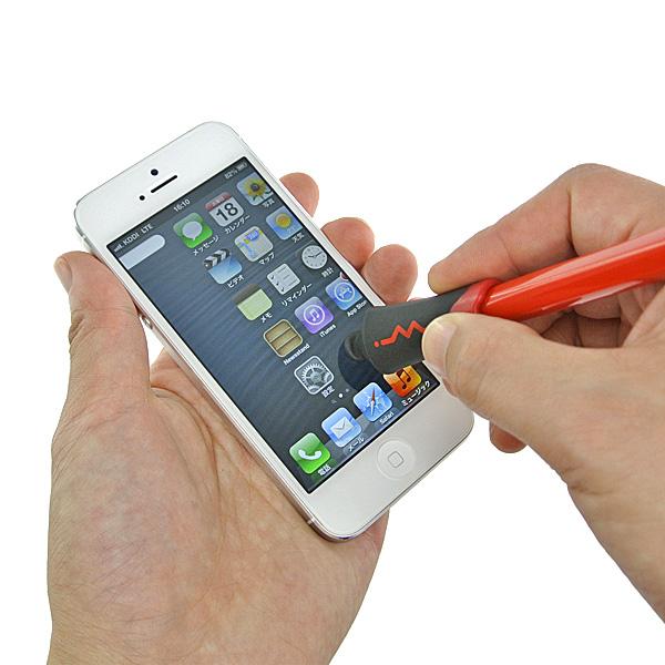 【上海問屋限定販売】手袋をしたままスマホを使おう いつものペンがすぐにタッチペンに変身 キャップ型静電容量式タッチペン 販売開始