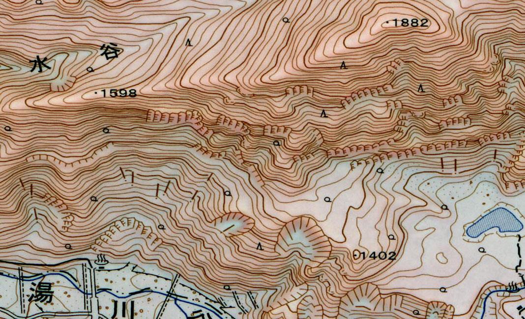 見やすく、美しく、わかりやすい山岳立体地図画像。「MAPSHOP」にて、スカイビュースケープ「山っぷ」のダウンロード販売を開始!