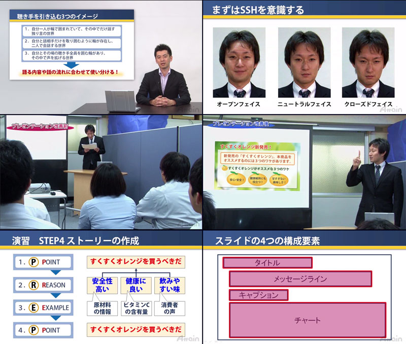 eラーニング「プレゼンテーション基礎講座」を動学.tvに12月7日に公開