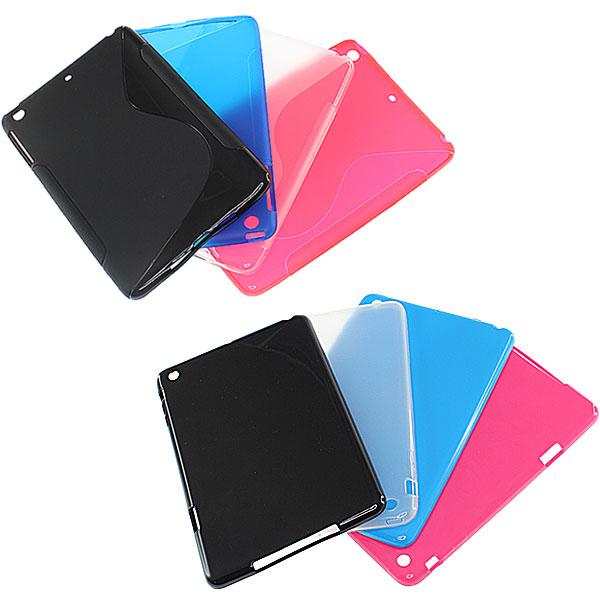 【上海問屋限定販売】 iPad miniを傷やよごれから護る スタンド機能オートスリープ対応レザー風ケース 販売開始