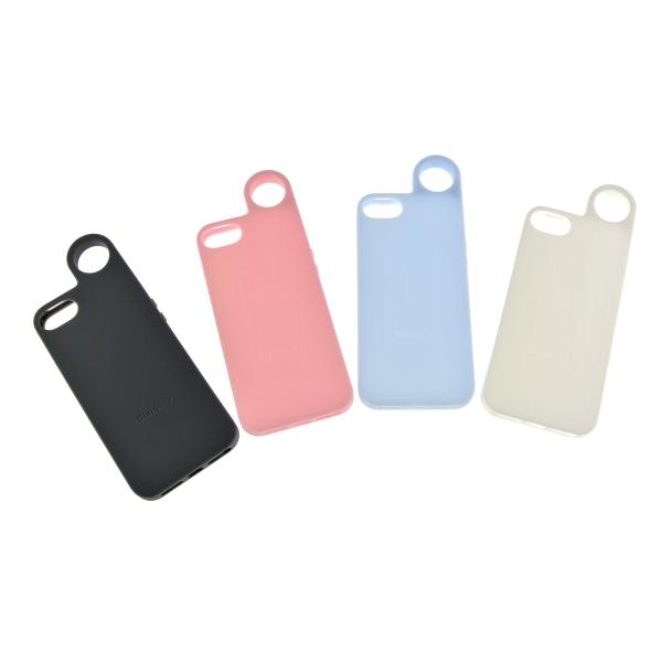 【上海問屋限定販売】iPhone5ケースにリングをつけたらとても便利になりましたリング付きiPhone5ケース 販売開始