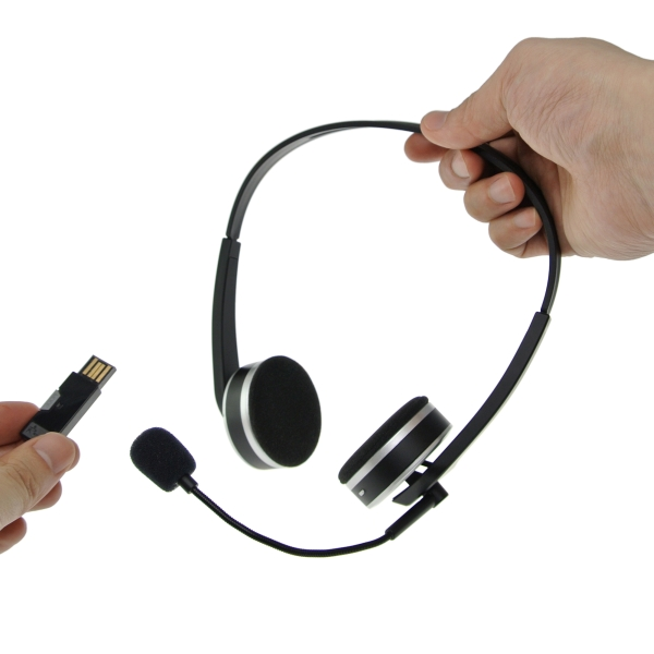 【上海問屋限定販売】 ワイヤレスだから自由に動き回れる快適さ ヘッドフォンだけ使うもよし スカイプでの会話もOK ワイヤレスヘッドセット 販売開始