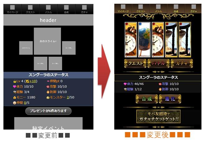 ソーシャルゲームエンジン「ソクゲー」、ビュー編集機能を実装