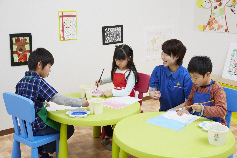 子ども向けアート教室の 「Abrakadoodle」(アブラカドゥードル) 「銀座」に進出!