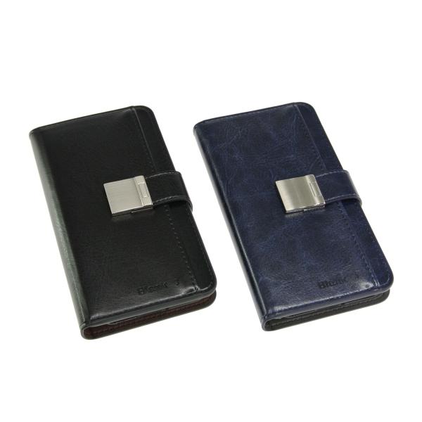 【上海問屋限定販売】お出かけはこれだけでOK iPhone5専用便利なポケット付き手帳型ケース販売開始