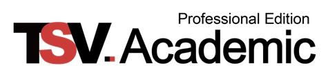 1ライセンス30万円(税別) 教育機関専用 特別価格 CAE汎用ソフト「TSV-Academic」販売開始 製品版TSV-Pre、Post、Solverがパッケージに含まれます