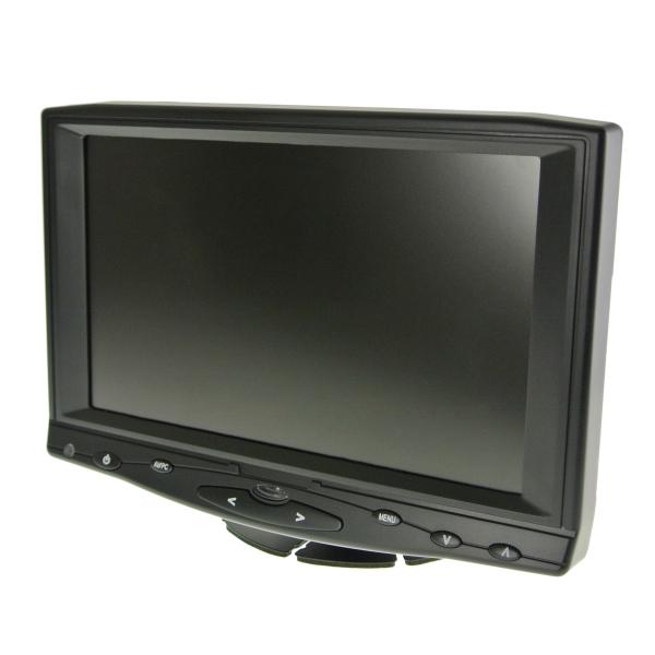 【上海問屋限定販売】 コンパクトだから使い方いろいろ HDMI/VGA対応 7インチモニター 販売開始