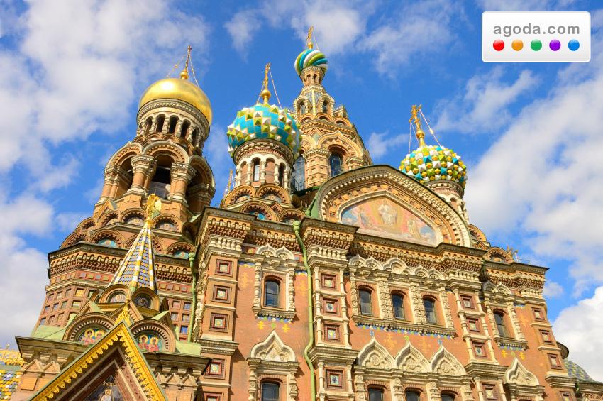 Agoda.comがWuBookと業務提携、ロシアのホテルがさらにお得に