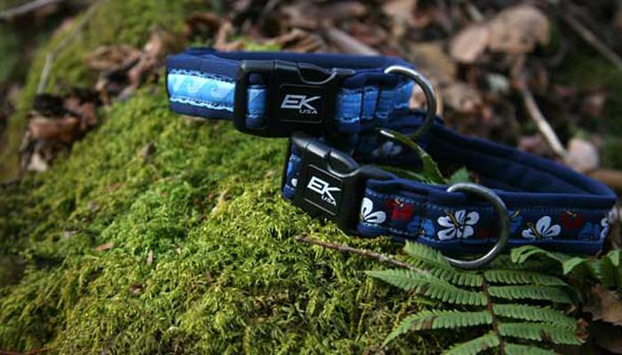 日本初上陸! アメリカの登山用品ブランドの首輪とリード、EKUSAの輸入卸売を開始。自然界をモチーフにした、飾らない素朴なデザインが新鮮です。ブランドサイトも公開!