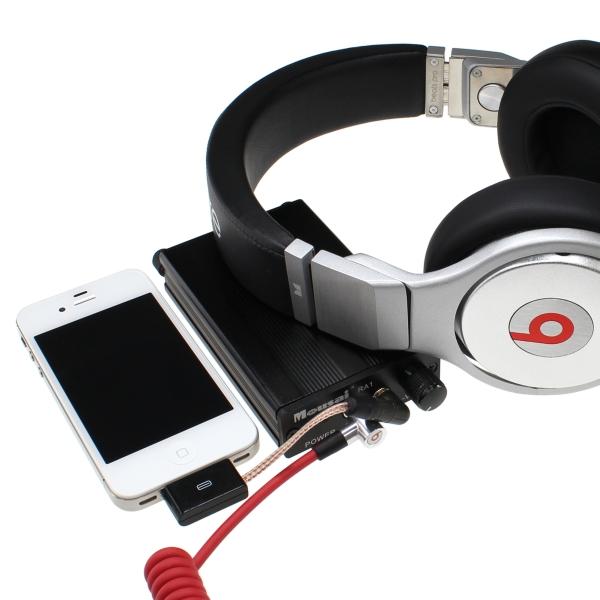 【上海問屋限定販売】厚みのある音を実現します 9V電池式ヘッドフォンアンプ 販売開始