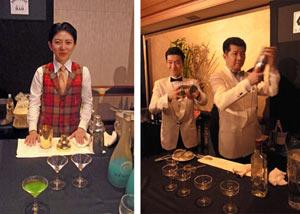 銀座の名門バー14店が一堂に-銀座東武ホテルでカクテルイベント