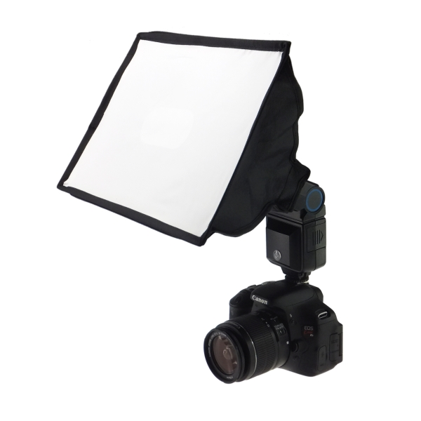 【上海問屋限定販売】ストロボ光を拡散して柔らかい写真を撮るストロボ用ソフトボックス 販売開始