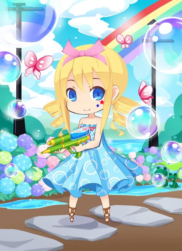 妖精を育てる癒し育成ゲーム『フェアリードール』 AppStoreにて配信開始! 初心者応援キャンペーンも開催決定!