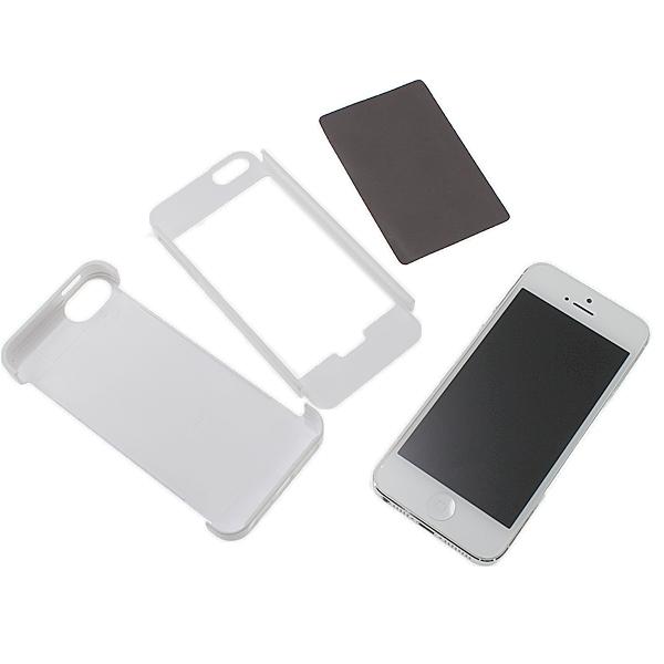 【上海問屋限定販売】 iPhone5をおサイフのように使おう 読み取りエラー防止の対策を施しました iPhone5とICカードを合体させるケース 販売開始