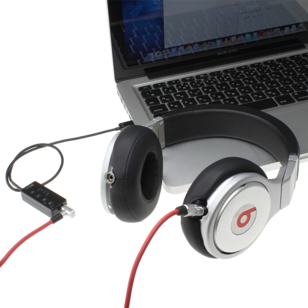 【上海問屋限定販売】 Windows8/MacOS対応 AC電源不要で持ち運びに便利 96khz/24bit DAC機能付USBオーディオアダプターとアンプ 販売開始