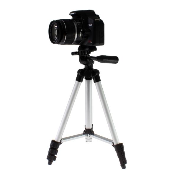 【上海問屋限定販売】 軽量・安価・4段階調節可能 最高のコストパフォーマンスを実現 アルミ製カメラ用軽量三脚 販売開始