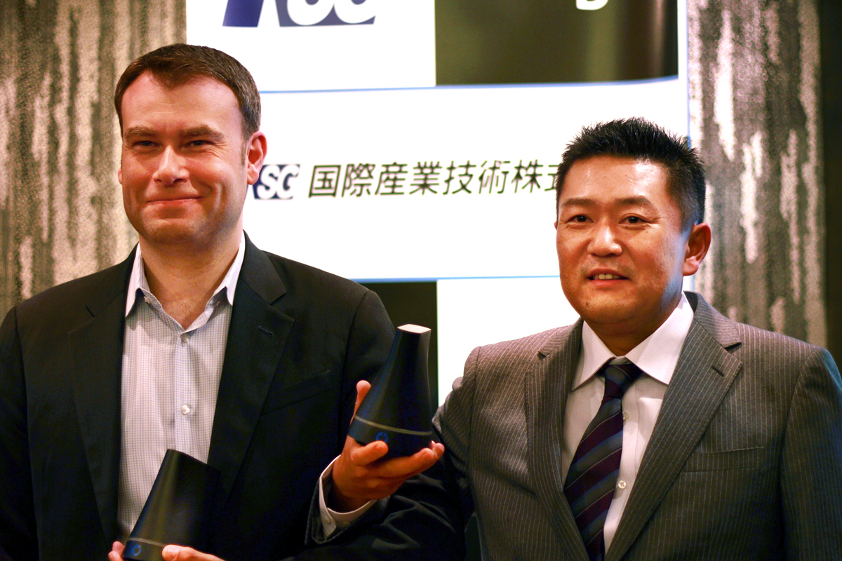 米Drobo(ドロボ)社 CEO ジェフ・バレル、Connected Data(コネクテッドデータ)社との経営統合並びに新たな日本戦略を発表