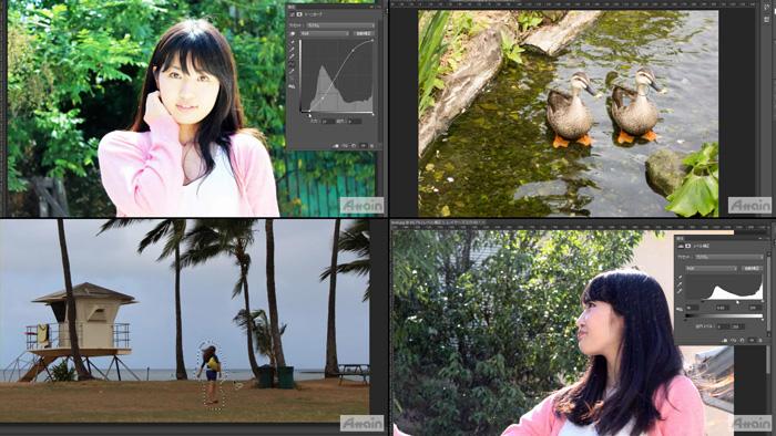 Web無料セミナー開催(12月3日) セミナー内容「Adobe Photoshop CCを使った写真の色調補正とレタッチ方法について」