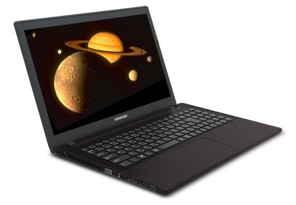 【FRONTIER】GeForce GT750M搭載フルHD対応15.6型ノート「NZ」シリーズ新発売  ~ グラフィックカード搭載の高性能ノート ~