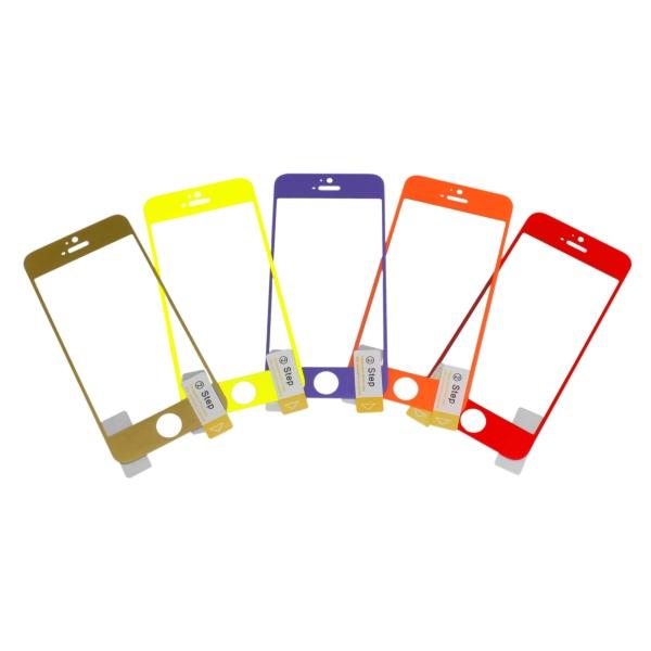 【上海問屋限定販売】強くてカワイイiPhone5S/5用液晶保護ガラスパネル 販売開始