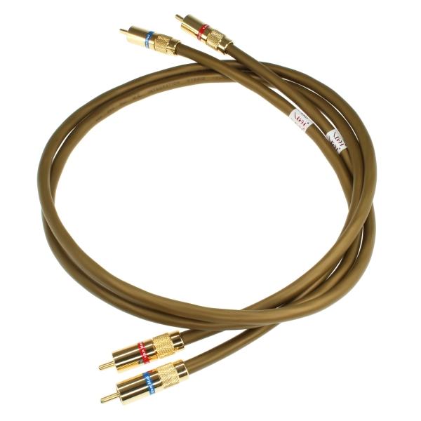 【上海問屋限定販売】 アンプやシステムだけでは完成しない 高品質素材のケーブルで最高の音を実現 高品質RCAケーブル 販売開始