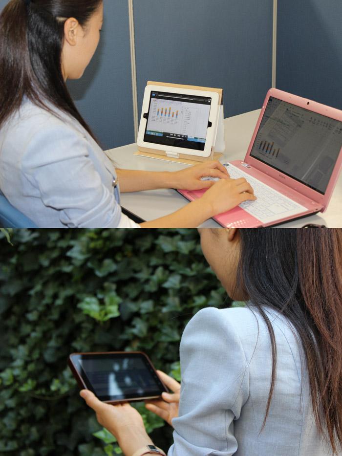 「派遣会社向けに登録スタッフのスキルUPeラーニング支援サービス」 派遣スタッフ教育に「動画学習教材」コンテンツを導入しませんか?