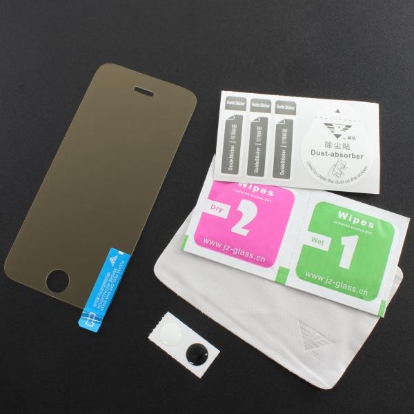【上海問屋限定販売】 人体に影響を与えるブルーライトを約30%カット iPhone5S/5C/5対応 強化ガラス仕様ブルーライトカット液晶保護シート 販売開始