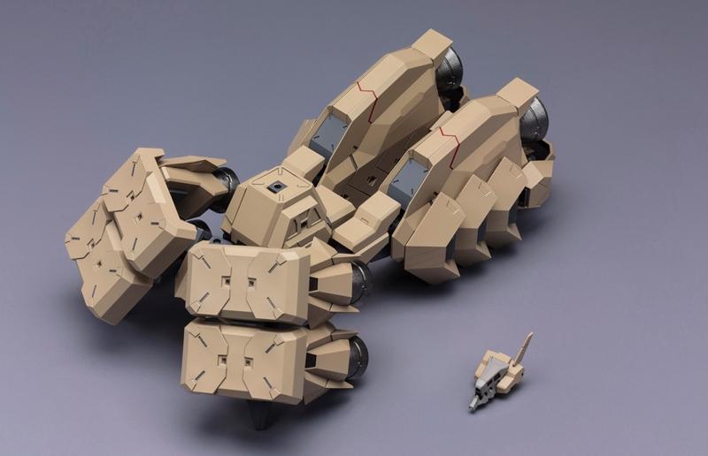 コトブキヤオリジナルプラモデルシリーズ「フレームアームズ」拡張キット シリーズ最大ボリュームブースター「エクステンドアームズ05」