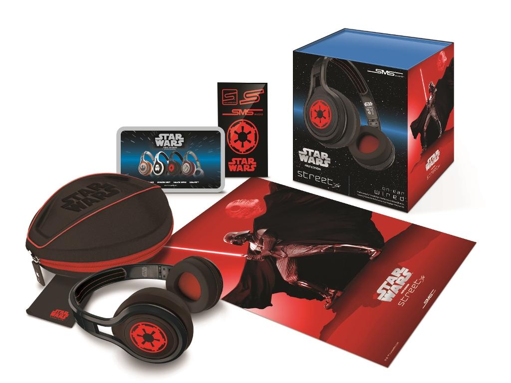 スタジオの音源を忠実に再現したヘッドホン SMS Audio™ヘッドホン 「スター・ウォーズ™」ファーストエディション コトブキヤ 秋葉原館 取扱いのお知らせ