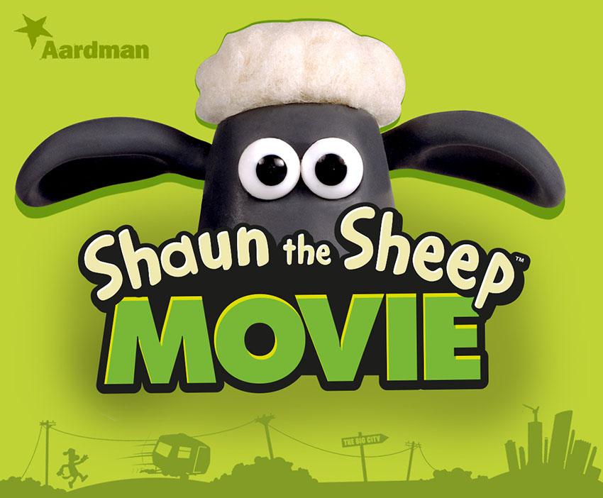 『ひつじのショーン ザ・ムービー(仮)』 (原題:『Shaun The Sheep The Movie』) 2015年 夏、劇場公開決定!