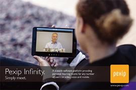 VTVジャパン、Pexip Infinity(ペクシプ インフィニティ)を販売開始