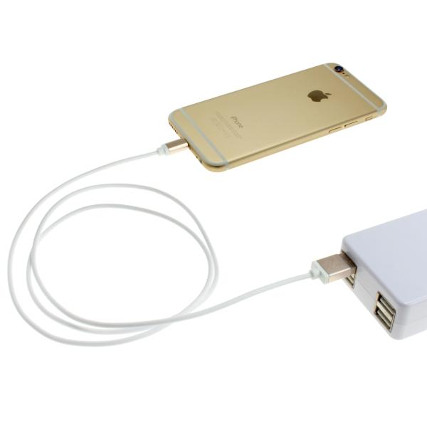 【上海問屋限定販売】iPhone6のカラーに合わせたLightningケーブル 販売開始