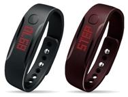活動量と睡眠状態を計測してスマホで管理するリストバンドタイプの活動量計 「My Way Fit X-Band Plus」「My Way Fit X-Band」を発売