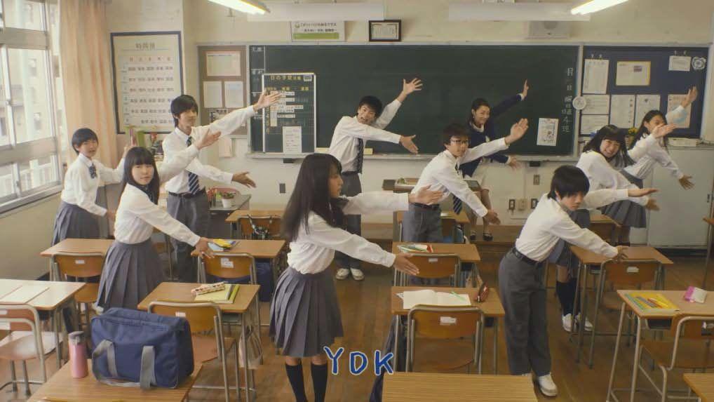 """異例?!学習塾のCMにポップなダンスを導入! 2015年の決定版!みんなで歌って踊れる""""YDKダンス""""とは 明光義塾の新CM「YDKダンス」が1月16日より放映開始"""
