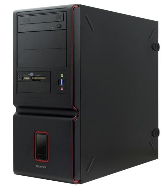 【FRONTIERゲーマーズ】「NVIDIA GeForce GTX960」搭載ゲーミングパソコン ~ミドルレンジの最新グラフィックカード~