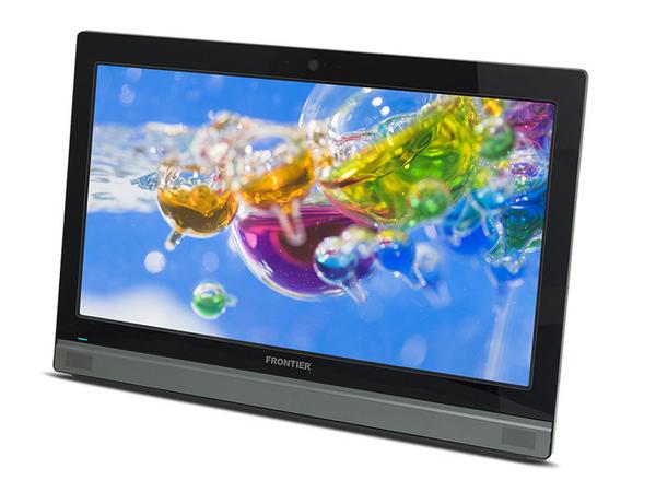 【FRONTIER】ファンレスの省エネ&静音タイプの一体型パソコン「ACシリーズ」新発売  ~発売記念特価で販売中~