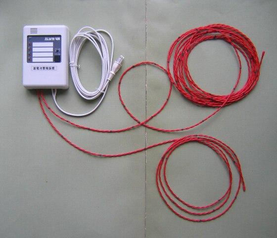蓄電池の異常温度の安全対策に最適/蓄電池警報装置の新製品