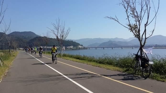 韓国国土縦走自転車道路開通3周年記念特別企画 あなたの愛用自転車で韓国を走ろう!関釜フェリーで行く 第6回韓国サイクリングツアー販売開始ついて