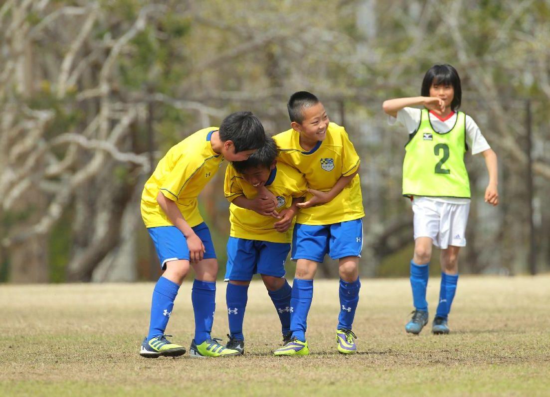 明光サッカースクール 『2015春期合同キャンプ』開催!