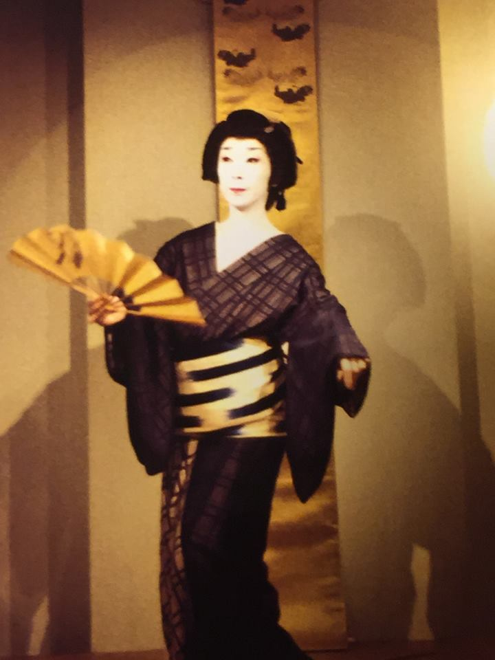 「日本の舞踏家・西川鯉よし」日本舞踊をYouTube【日本通TV】チャンネルで放映予定