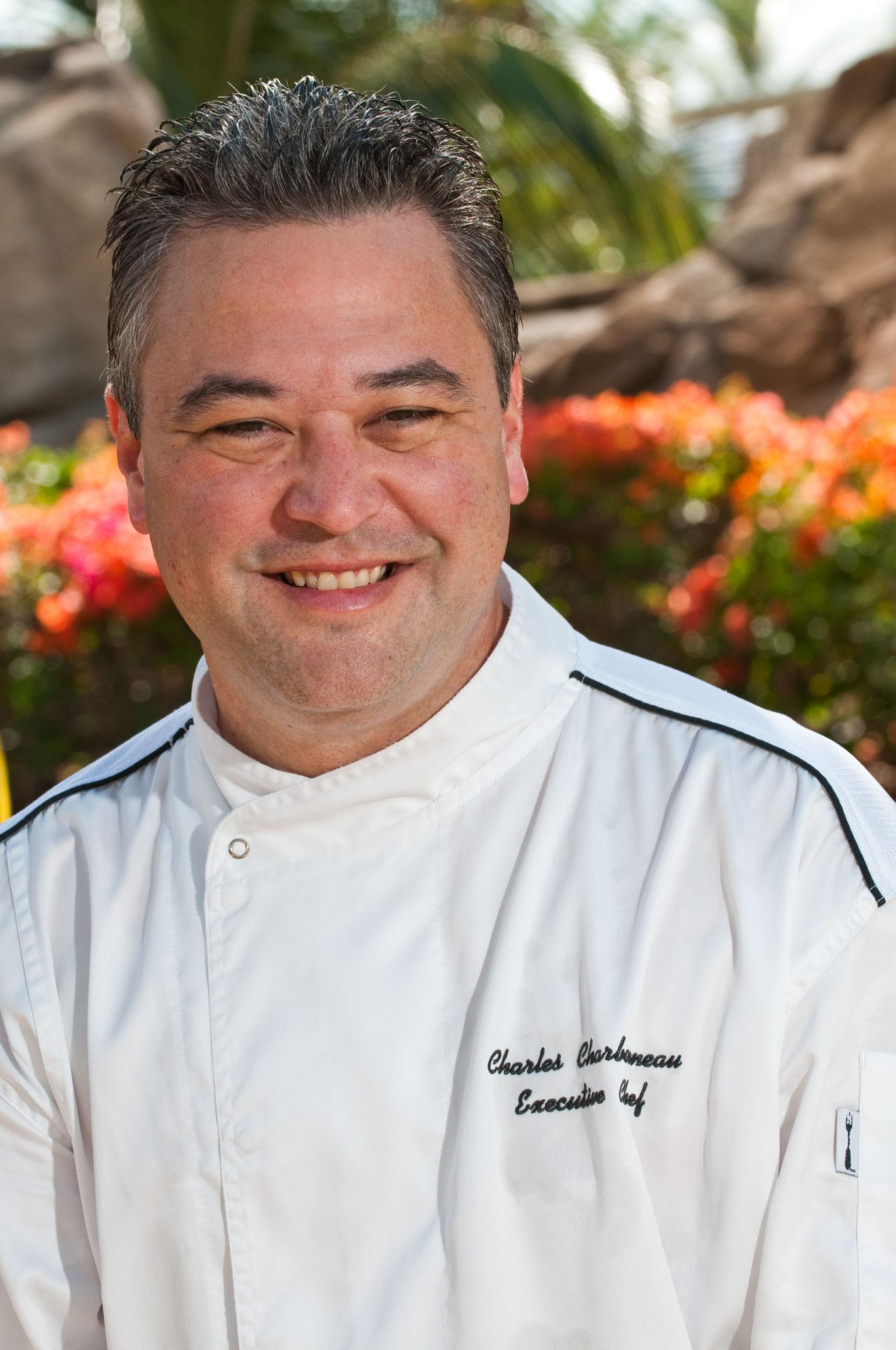 ヒルトン・ハワイアン・ビレッジ 新しい総料理長にチャールズ・シャルボノー氏を任命