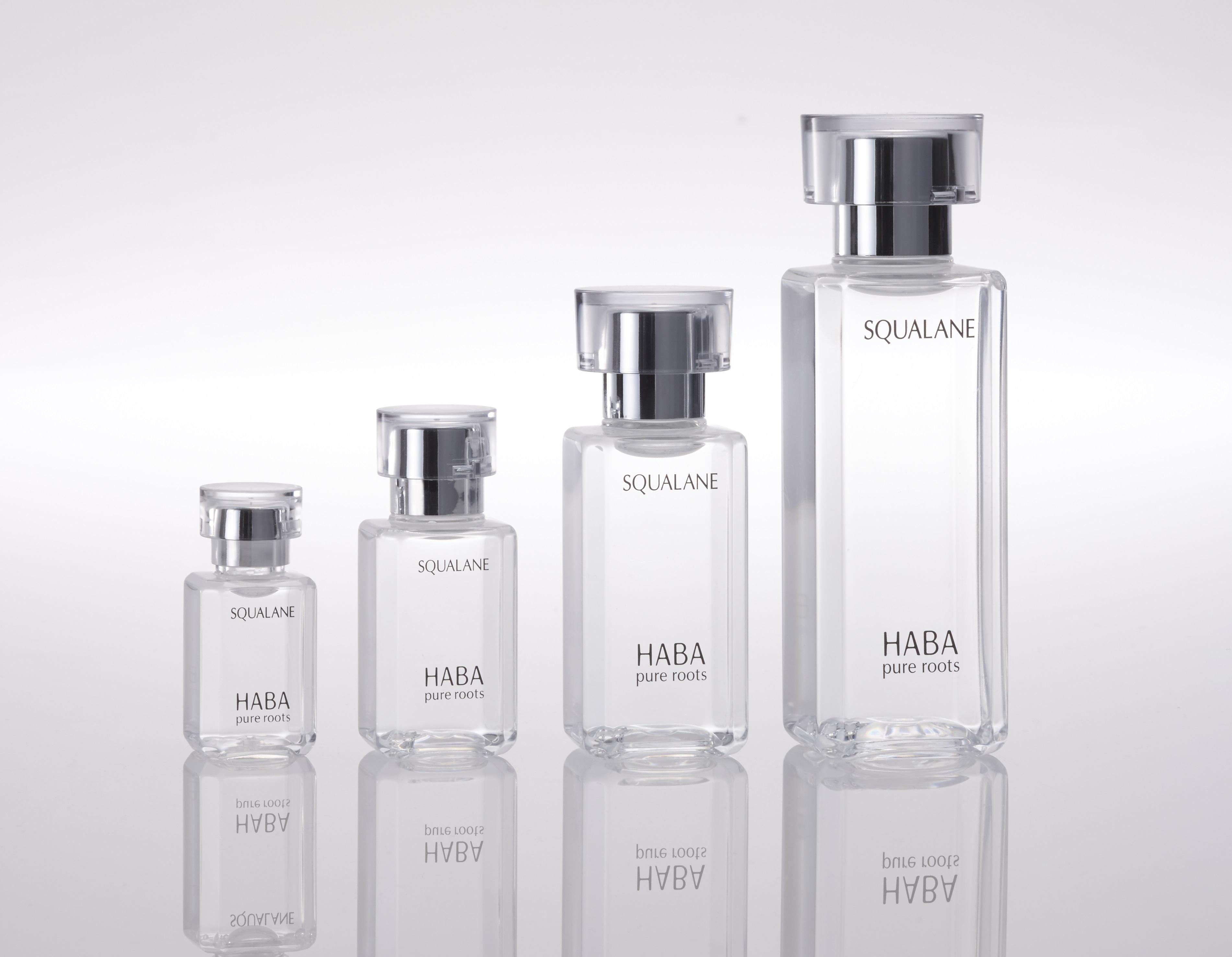 美容オイルの高品位「スクワラン」容器形状が立体商標登録認可